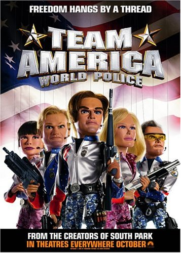 Team America: World Police / Команда Америка: мировая полиция (2004)