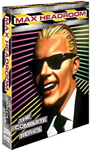 Friday YouTube: Max Headroom vs. William Shatner