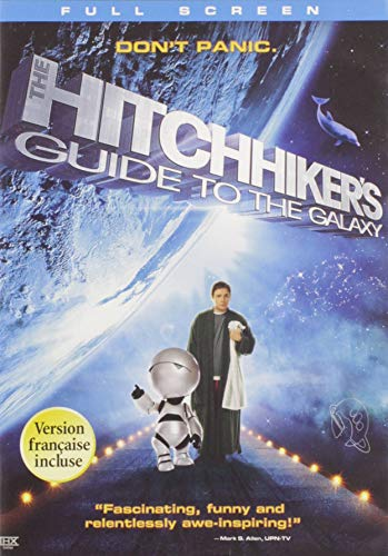 The Hitchhiker's Guide to the Galaxy  DVD