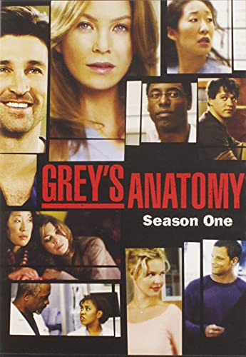 Grey's Anatomy - Season 1 DVD