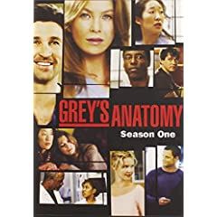 Grey's Anatomy Dvds