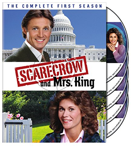 Scarecrow and Mrs. King: The Complete First Season cover