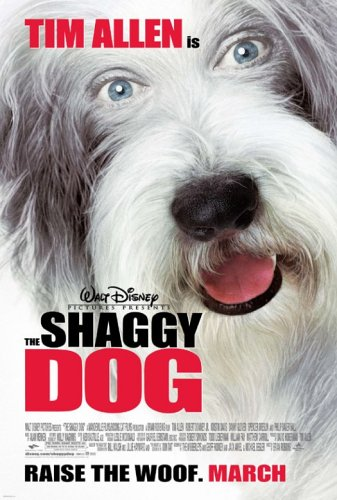 The Shaggy Dog / Лохматый папа (2006)