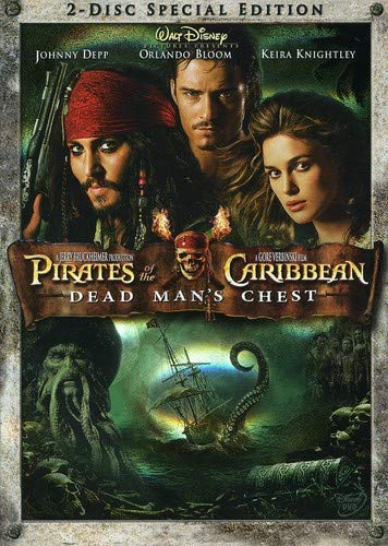 Pirates of the Caribbean - Dead Man\'s Chest (Two-Disc Special Edition)
