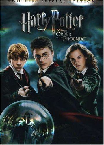 harry potter and the deathly hallows dvd special edition. Harry Potter and the Order of