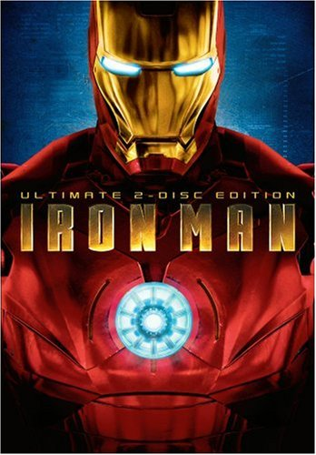 Iron Man  DVD