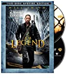 "Will Smith stars in the third adaptation of this movie, ""I am Legend."""
