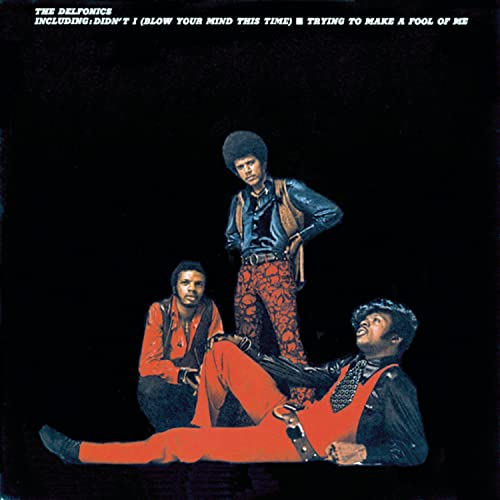 The Delfonics LP