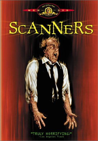 Scanners / �������� (1981)