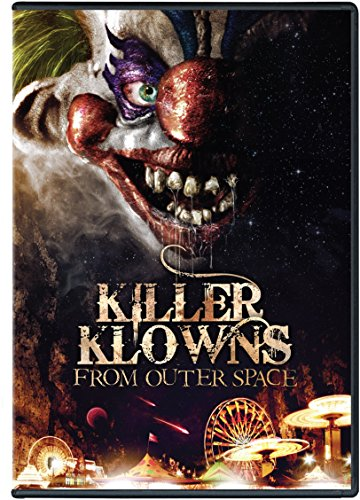 Killer Klowns from Outer Space [Stephen Chiodo] 1988 B00005K3O4.01.LZZZZZZZ