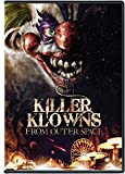 Killer Klowns from Outer Space - movie DVD cover picture