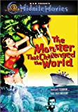 The Monster That Challenged the World - movie DVD cover picture