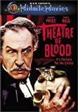 Theater of Blood - movie DVD cover picture