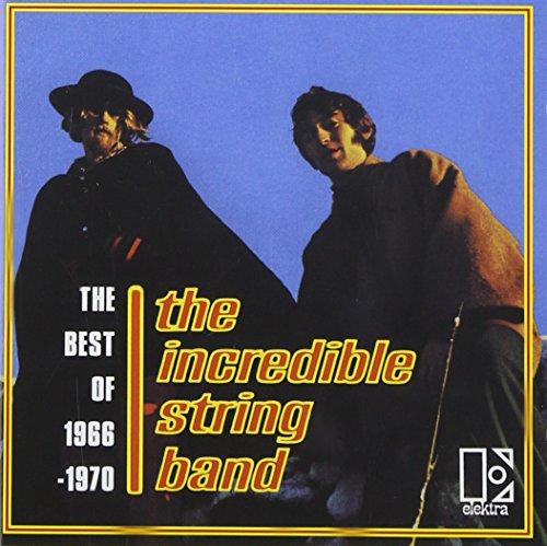 Cover Best of 1966-1970 (Incredible String Band)