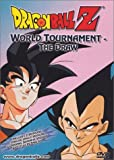 Dragon Ball Z - World Tournament - Draw - movie DVD cover picture