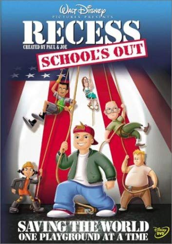 Recess: School's Out (2001) - Disney's Cartoon