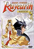 Magic Knight Rayearth - Midnight - movie DVD cover picture