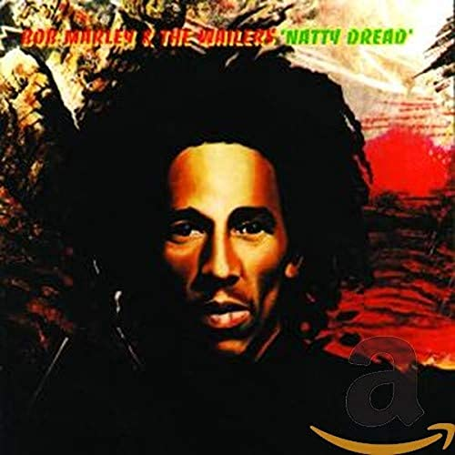 Original album cover of Natty Dread by Bob Marley & the Wailers