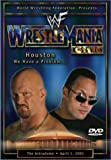 WWE WrestleMania X-Seven - movie DVD cover picture