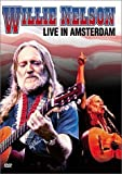 Willie Nelson - Live in Amsterdam - movie DVD cover picture