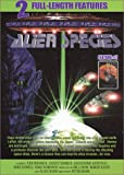 Alien Species/Moon of the Wolf - movie DVD cover picture