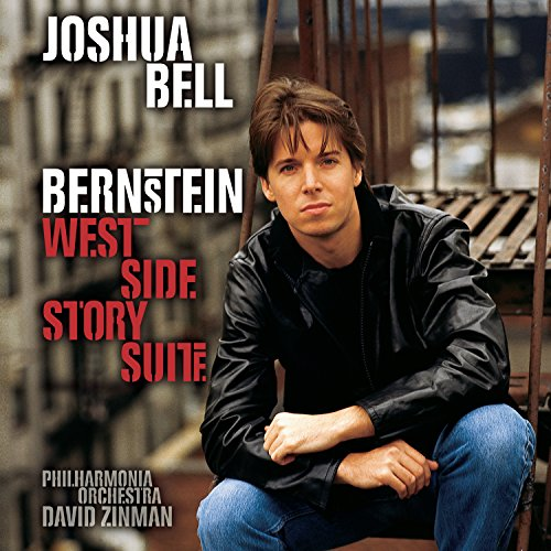 West Side Story Suite--Violinist Joshua Bell