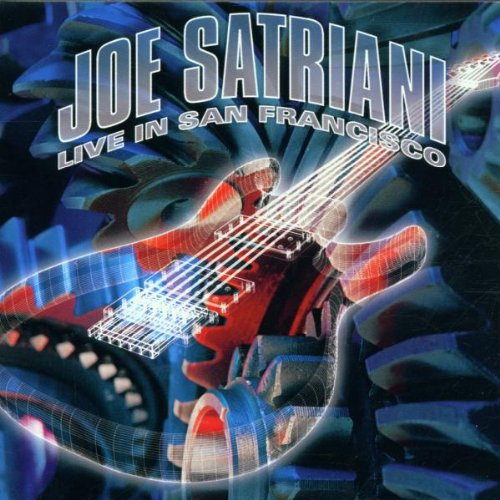 Joe Satriani - Live In San Francisco (Disc 2) - Zortam Music