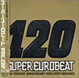 Carátula de Super Eurobeat, Volume 120 (disc 2: History of SEB)