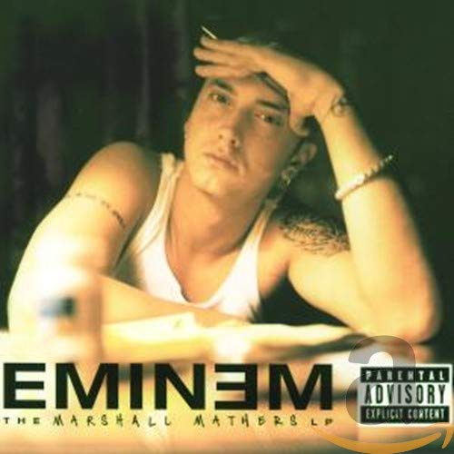 The Marshall Mathers LP [Australian Import Bonus CD]
