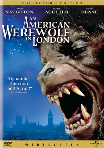 Buy The DVD - AMERICAN WEREWOLF
