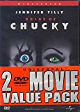 Bride of Chucky/Child's Play 2 - movie DVD cover picture