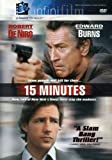 15 Minutes (Infinifilm Edition) - movie DVD cover picture