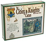 Cities and Knights of Catan Game Cover