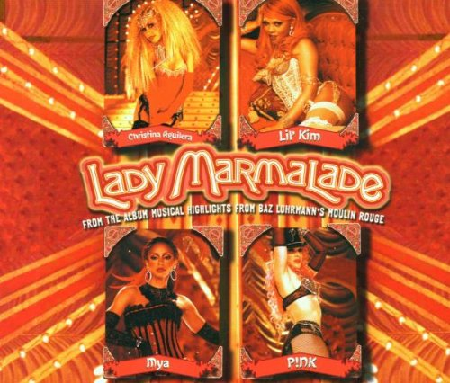 Lady Marmalade [Germany CD]