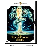 The NeverEnding Story - movie DVD cover picture