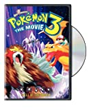 Pokemon 3 - The Movie - movie DVD cover picture