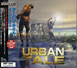 Capa do álbum Urban Tale
