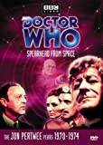 Doctor Who - Spearhead from Space - movie DVD cover picture