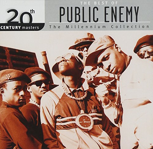 Public Enemy - 20th Century Masters - The Millennium Collection  The Best Of Public Enemy - Zortam Music