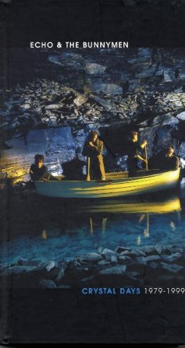 CD-Cover: Echo & The Bunnymen - Crystal Days: 1979-1999