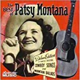 Capa de The Best of Patsy Montana