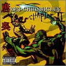 Album cover for Wu-Chronicles, Chapter 2