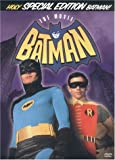 Batman - The Movie - movie DVD cover picture