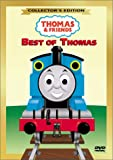 Thomas the Tank Engine - Best of Thomas - movie DVD cover picture