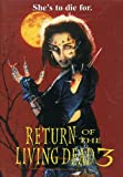 Return of the Living Dead 3 - movie DVD cover picture