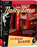 Nancy Drew: The Final Scene by  Her Interactive (CD-ROM)