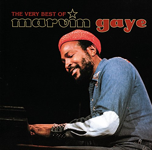CD-Cover: Marvin Gaye - The Very Best of ( Slide Pack )