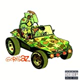 Capa do álbum Gorillaz (+2 tracks)