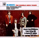 Capa do álbum The Marble Arch Years-Kinda Kinks