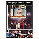 Frankie Beverly - Live in New Orleans - movie DVD cover picture